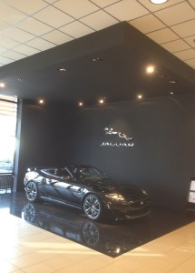 Showroom Jaguar